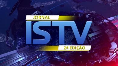 Foto de Jornal ISTV 2ª Edição – 17/09/2020