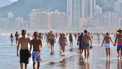 Photo of Cerca de três pessoas são multadas por dia por não usar máscara em Santos, SP