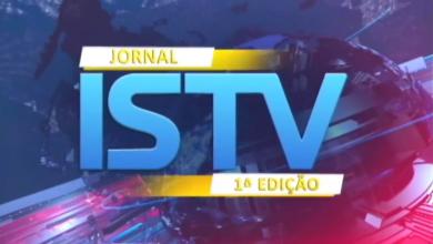 Foto de Jornal ISTV 1ª Edição – 10/09/2020