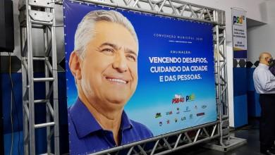 Photo of PSB Guarujá oficializa Válter Suman candidato à reeleição