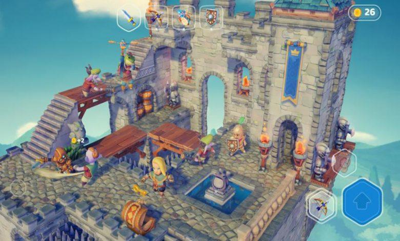 Wonderbox: The Adventure Maker é o novo jogo do estúdio de Horizon Chase