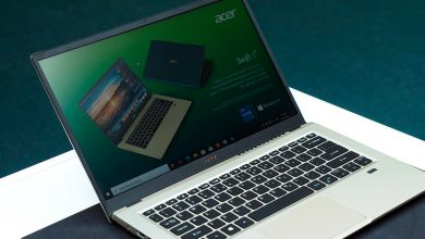 Foto de Acer anuncia notebooks Spin, Swift e Aspire com novas CPUs Intel